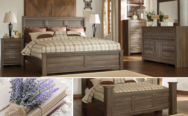Vintage Casual Juararo Bedroom Collection by Ashley Furniture ...