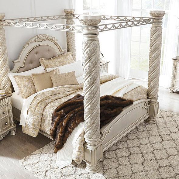 Cassimore Canopy Bedroom Set Signature Design 3 Reviews: FurniturePick.com Blog
