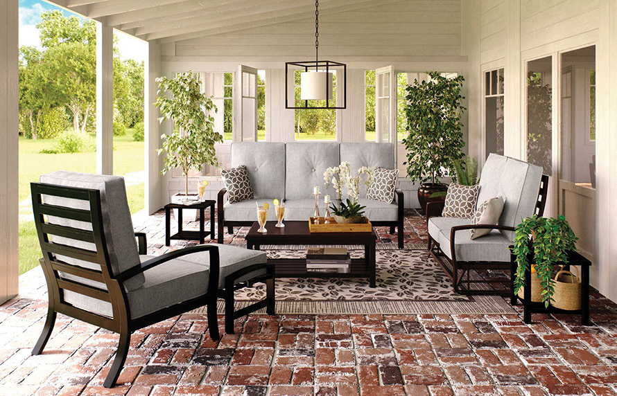 Peachy 5 Outdoor Furniture Sets We Love Furniturepick Com Blog Home Interior And Landscaping Staixmapetitesourisinfo