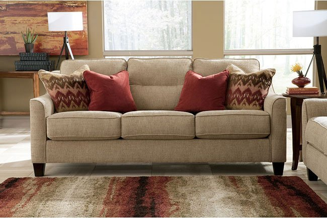 ashley living room sofas comfy sofas for small spaces furniturepick 16279