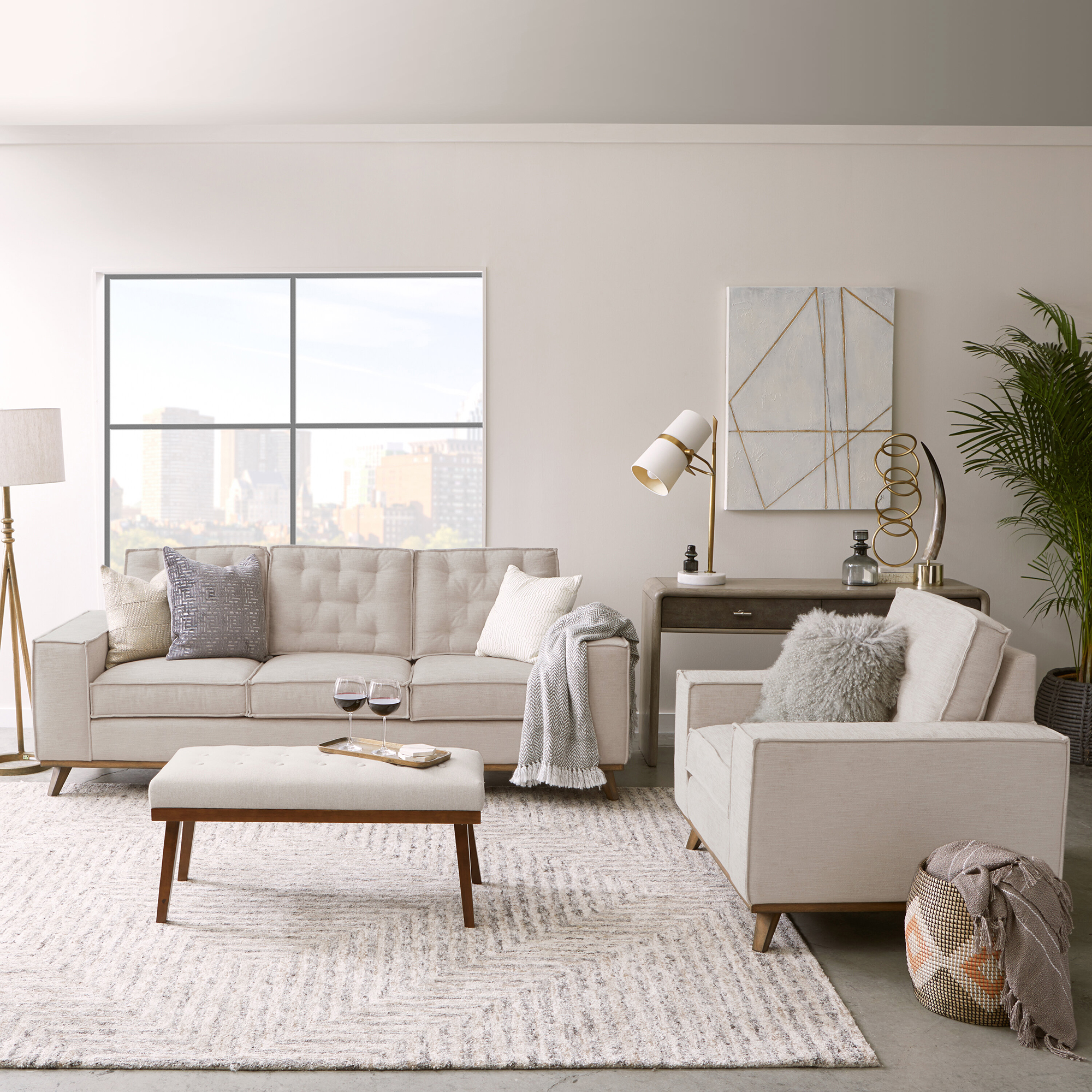 5 Ideas To Make Your Living Room Feel Cozy