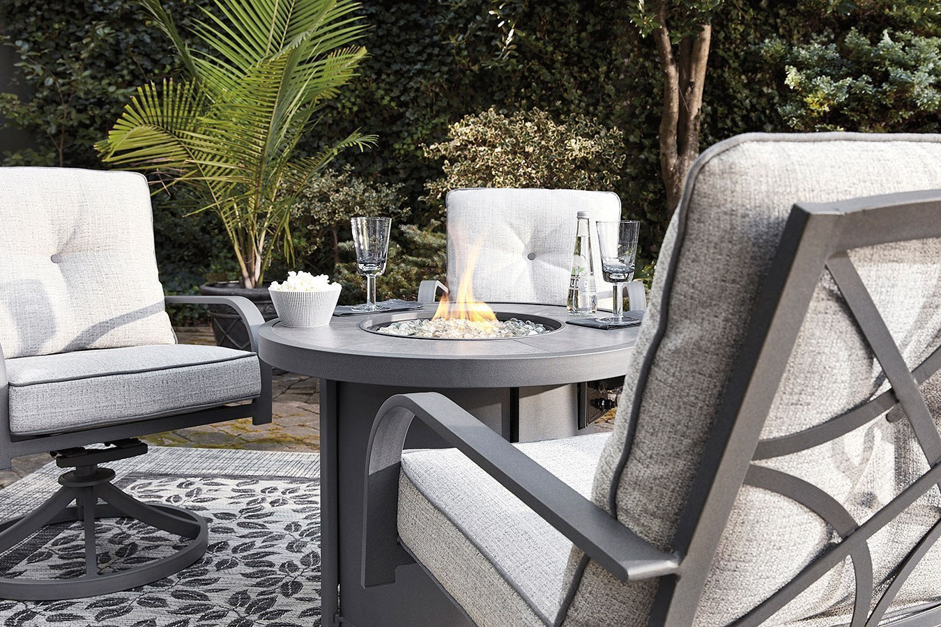 Picture of: Fall Is Fabulous When You Ve Got A Fire Pit Table Furniturepick Com Blog
